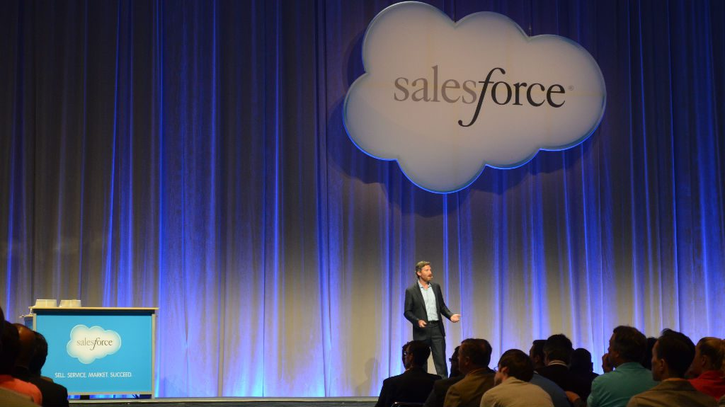 salesforceは世界No.1のCRM